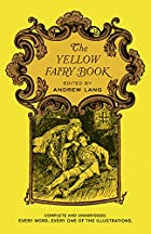 Another cover of the book The Yellow Fairy Book by Andrew Lang