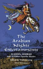Cover of the book The Arabian nights entertainments by Andrew Lang