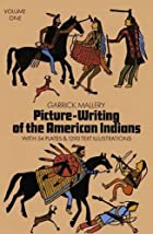 Another cover of the book Picture-Writing of the American Indians by Garrick Mallery
