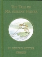 Another cover of the book The Tale of Mr. Jeremy Fisher by Beatrix Potter