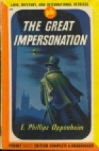 Cover of the book The Great Impersonation by E. Phillips Oppenheim