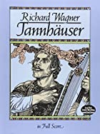 Cover of the book Tannhäuser by Richard Wagner
