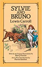 Another cover of the book Sylvie and Bruno by Lewis Carroll