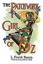 Another cover of the book The Patchwork Girl of Oz by L. Frank Baum
