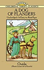 Cover of the book A Dog of Flanders by Ouida