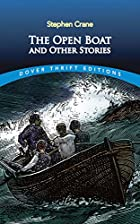 Another cover of the book The open boat and other stories by Stephen Crane