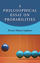 Another cover of the book A philosophical essay on probabilities by Pierre Simon Laplace