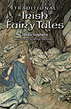 Another cover of the book Irish Fairy Tales by James Stephens