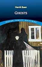 Another cover of the book Ghosts by Henrik Ibsen