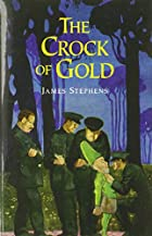 Another cover of the book The Crock of Gold by James Stephens