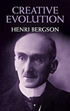 Another cover of the book Creative evolution by Henri Bergson