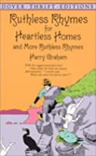 cover for book Ruthless Rhymes for Heartless Homes
