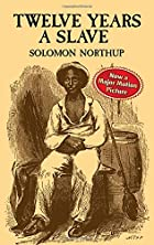 Another cover of the book Twelve years a slave by Solomon Northup