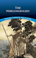 Another cover of the book The Nibelungenlied by Anonymous
