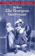 Cover of the book Le Bourgeois Gentilhomme by Molière
