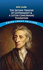 Another cover of the book Second Treatise of Government by John Locke
