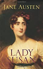 Another cover of the book Lady Susan by Jane Austen
