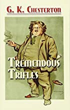 Cover of the book Tremendous Trifles by G.K. Chesterton