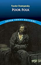 Another cover of the book Poor Folk by Fyodor Dostoyevsky