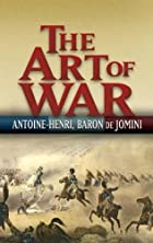 Cover of the book The Art of War by Henri Jomini