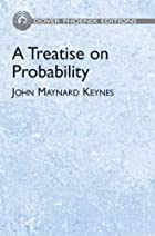 Another cover of the book A treatise on probability by John Maynard Keynes