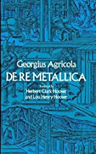 Cover of the book De re metallica by Georg Agricola
