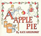 Another cover of the book A Apple Pie by Kate Greenaway