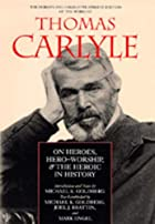 Cover of the book On heroes, hero-worship and the heroic in history by Thomas Carlyle