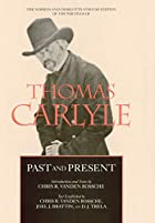 Another cover of the book Past and Present by Thomas Carlyle