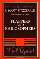 Cover of the book Flappers and Philosophers by F. Scott Fitzgerald