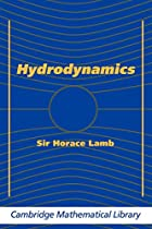 Another cover of the book Hydrodynamics by Horace Lamb