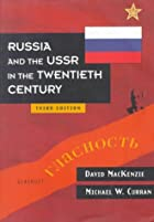 Cover of the book Russia by Donald Mackenzie Wallace