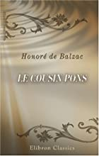 Another cover of the book Cousin Pons by Honoré de Balzac