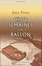 Cover of the book Five Weeks in a Balloon by Jules Verne
