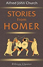 Cover of the book Stories from Homer by Alfred John Church