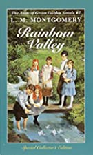 Another cover of the book Rainbow Valley by L.M. Montgomery