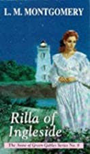 Another cover of the book Rilla of Ingleside by L.M. Montgomery