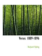 Cover of the book Verses 1889-1896 by Rudyard Kipling
