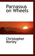 Another cover of the book Parnassus on Wheels by Christopher Morley