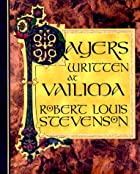 Cover of the book Prayers written at Vailima by Robert Louis Stevenson