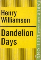 Cover of the book Dandelion days by Henry Williamson