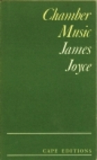 Another cover of the book Chamber Music by James Joyce