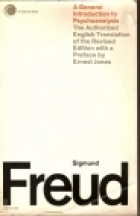 Another cover of the book A general introduction to psychoanalysis by Sigmund Freud