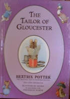 Cover of the book The Tailor of Gloucester by Beatrix Potter