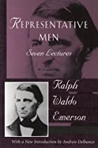 Another cover of the book Representative Men by Ralph Waldo Emerson