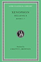 Cover of the book Hellenica by Xenophon