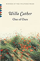 Another cover of the book One of Ours by Willa Sibert Cather