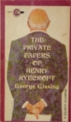 Cover of the book The Private Papers of Henry Ryecroft by George Gissing