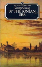 Cover of the book By the Ionian Sea by George Gissing