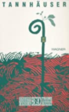 Another cover of the book Tannhäuser by Richard Wagner